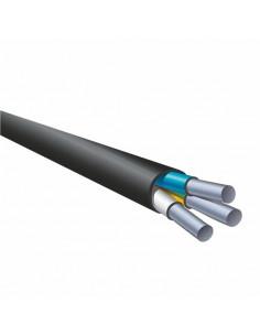 Кабель АВВГ 0.66 3х2.5мм²