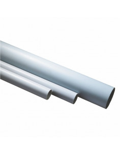 Труба ПВХ d25 жосткая гладкая Sokol 3м (90)