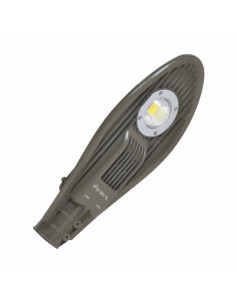 Светильник уличный Sokol LED-SLA 50w aluminium COB 1шт 4000Lm