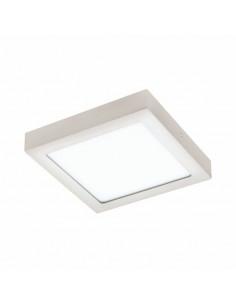 Светильник накладной Sokol квадратный LED-PANEL 12w aluminium