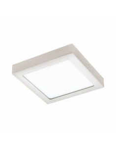 Светильник накладной квадратный Sokol LED-PANEL 18w 220х220мм
