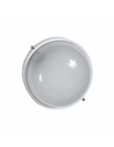 Светильник банник LED-WPR 10w aluminium 1000Lm 6500K IP44 круг