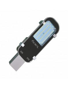Светильник уличный LED-SLF 20w 350х100х65мм aluminium 6500К IP65