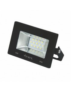Прожектор LED-SLТ 10w 220В 750lm 6500K Sokol алюминиевый
