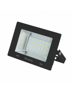 Прожектор LED-SLТ 20w 220В 1500lm 6500K Sokol алюминиевый