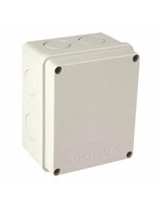 Коробка распределительная 125х100х75 IP65 Get-San