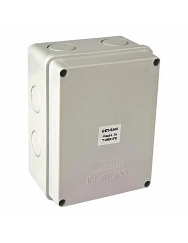 Коробка распределительная 155х115х80 IP65 Get-San