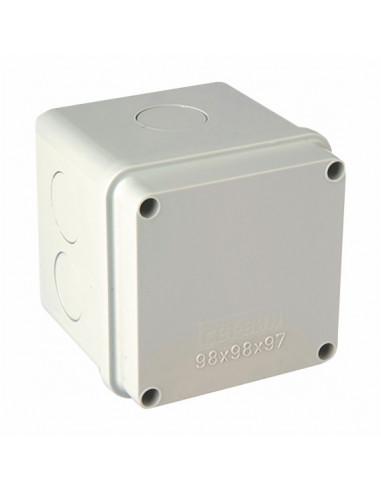 Термопластиковый щиток 98х98х97 IP65 Get-San