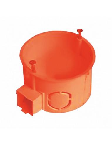 Коробка монтажная Евро d60 оранжевая бетон Одеспласт