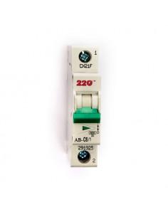 Автоматический выключатель 1Р 6А (6кА) ТМ 220