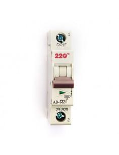 Автоматический выключатель 1Р 32А (6кА) ТМ 220