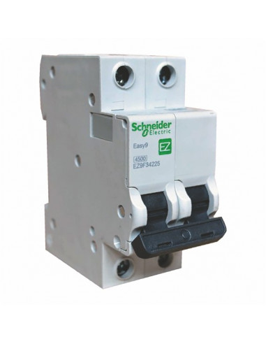 Автоматический выключатель 2P 16A C Schneider Electric EZ9F34216