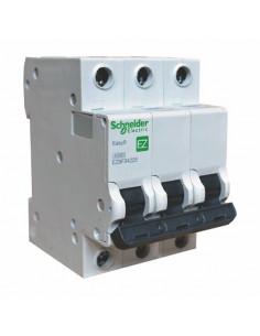 Автоматический выключатель 3P 16A C Schneider Electric EZ9F34316