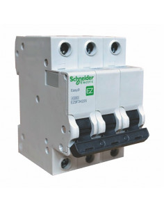 Автоматический выключатель 3P 63A C Schneider ElectricEZ9F34363