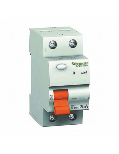 Устройство защитного отключения 2P 40A 30ma Schneider Electric