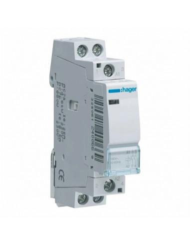 Контактор 25A 1HB 230В Hager ESC125