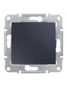 Выключатель Schneider Sedna 1кл проходной графит SDN0400170