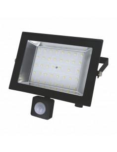 Прожектор LED-SLТ 50w 220В 3500lm 6500K Sokol з датчиком руху