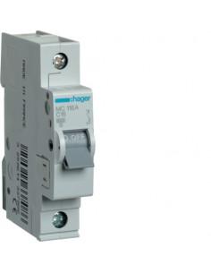 Автоматический выключатель MC116A 16А 1P С (6кА) Hager