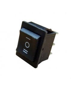 Переключатель перекидной черный YL206
