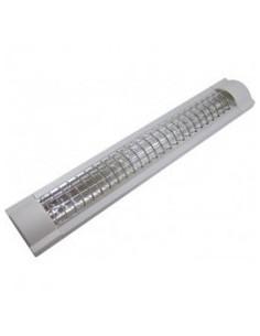 Светильник люминесцентный Ecostrum без лампы 2*18w LF-317G-07D