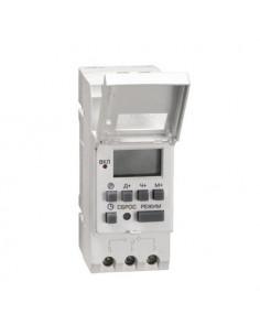 Таймер ТЕ15 цифровой 16А 230В на DIN-рейку ІЕК