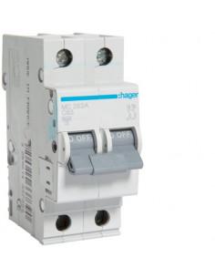 Автоматический выключатель MC263A 63А 2P С (6кА) Hager