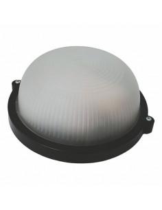 Светильник 60w круглый черный SL-1002