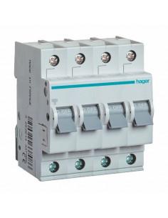 Автоматический выключатель MC463A 63А 4P С (6кА) Hager