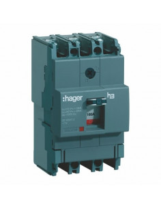 Автоматический выключатель HNB200H 200 А 3п 40 кА Hager