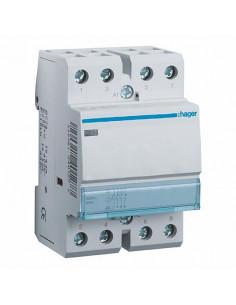 Контактор 63A 2НВ 230В Hager ESC263