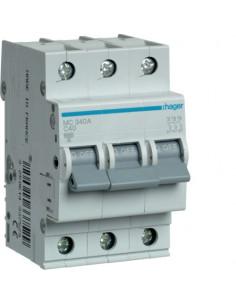 Автоматический выключатель MC340A 40А 3P С (6кА) Hager