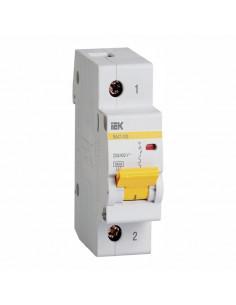 Автоматический выключатель ВА 47-100 1Р 100А (10кА) C IEK