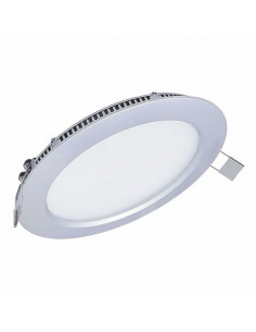 Светильник светодиодный встроеный 18w круг 4500К