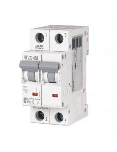 Автоматический выключатель HL C 2P 50A Eaton