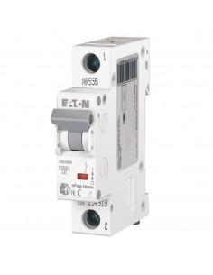 Автоматический выключатель HL C 1P 63A Eaton