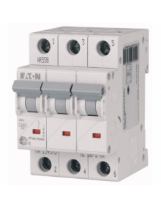 Автоматический выключатель HL C 3P 16A Eaton