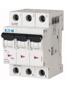 Автоматический выключатель PL4 3Р C 50А Eaton