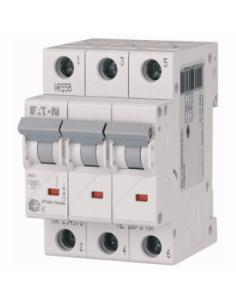 Автоматический выключатель HL C 3P 10A Eaton