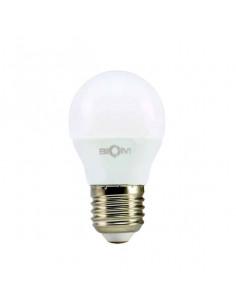Светодиодная LED лампа Biom BT-563 G45 7W E27 3000К матовая