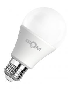 Светодиодная LED лампа Biom BT-509 A60 10W E27 3000К матовая