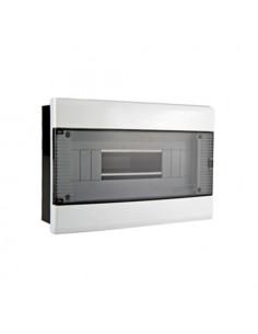 Коробка под автомат металлическая встроенная 12 SA Get-San