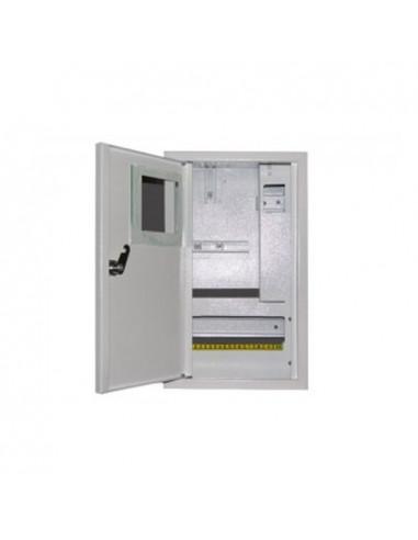 Шкаф под электронный однофазный счетчик 16 авт 365х280х96