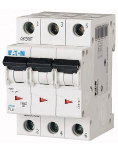 Автоматический выключатель PL6 3Р C 10А Eaton