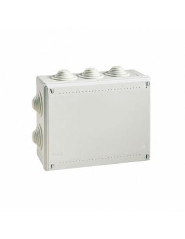 Коробка распределительная без клемника 200х100х70мм ІР54 КОВА