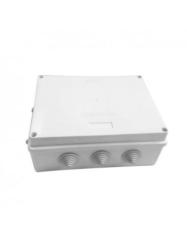 Коробка распределительная без клемника 200х150х80мм ІР54 КОВА