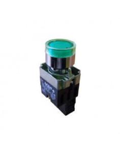 Кнопка с подсветкой зеленая ХВ2-ВW3371