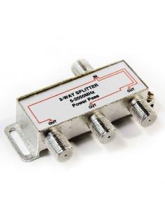 Сплиттер для антенного кабеля А-3 с гайкой