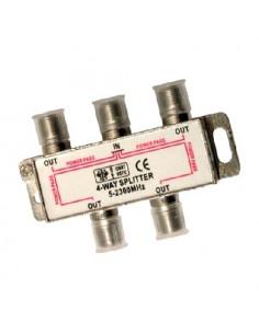 Сплиттер для антенного кабеля А-4 с гайкой