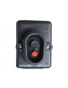 Кнопка пусковая Лемира 10А 380В чорная